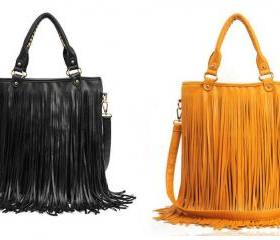 Fashion Handbag Tassels