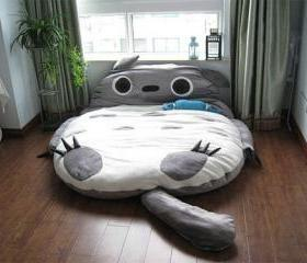 FREE SHIPPING - Big Huge Cute Models 230CM Totoro Bed Sleeping Bag Sofa Christmas Gift Kid
